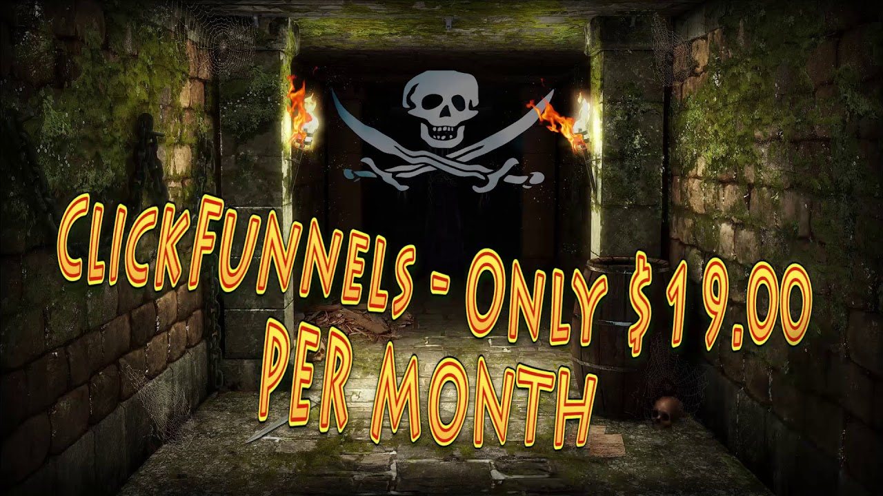 ClickFunnels for 19 Per Month