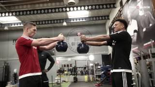THE GAIN OFF E2 | GEORGE NORTH V ANTHONY WATSON