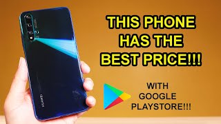 Huawei Nova 5T - BEST PHONE FOR THE PRICE