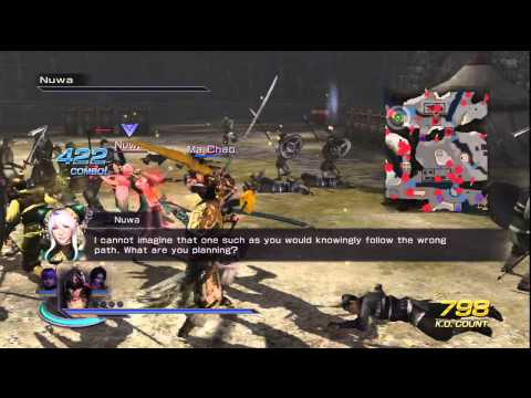 Warriors Orochi 3 - Story - Battle of Fan Castle