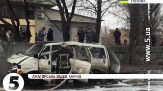 #Харків: авто комбата підірвали