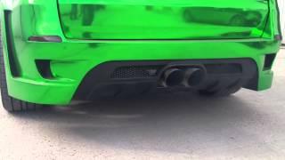 BMW X5 4.8 V8 Hamann Tuning Exhaust