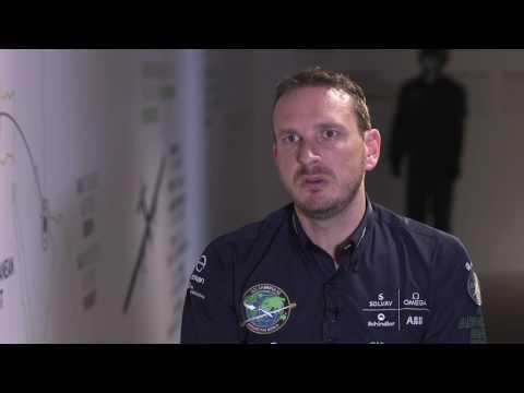 Solar Impulse Lead Engineer : Robert Fraefel