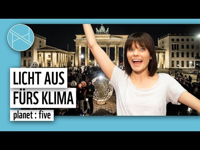 5 Tipps für deine Klima-Party zur Earth Hour | planet : five | planet : panda