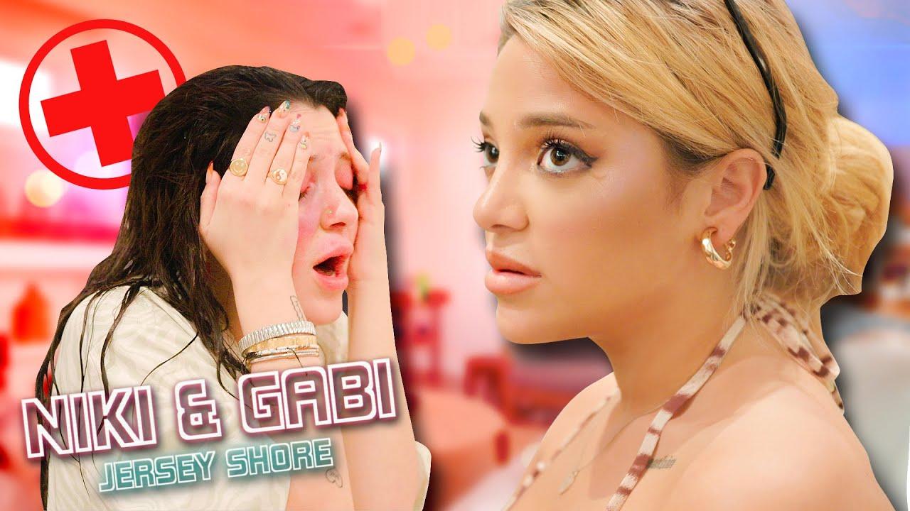 My Sister Ruined my Birthday   Niki and Gabi Jersey Shore EP2