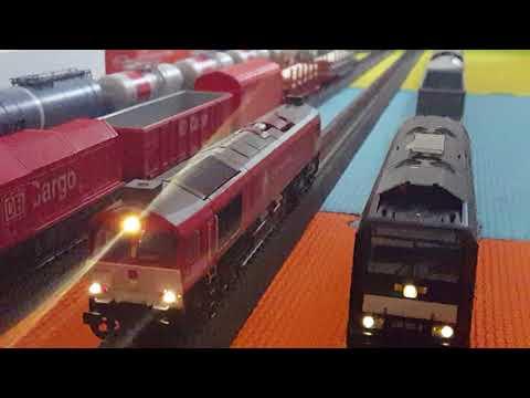 ESU Diesel Locomotives