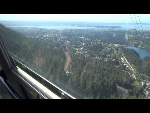 Grouse Mountain Cable Car, Vancouver, Canada