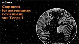 Comment les astronautes reviennent sur Terre? | Le tour de la question