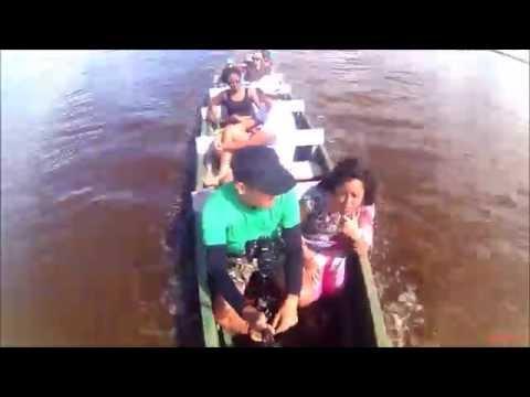 Orange Travel visits Bigi Pan Lake - Suriname