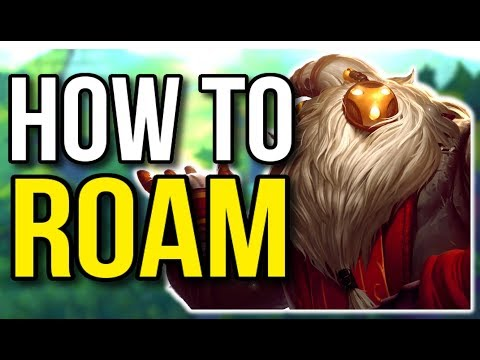 In-Depth Roaming Guide | How to Roam as Support - League of Legends