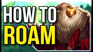 In-Depth Roaming Guide | How to Roam as Support - League of ...