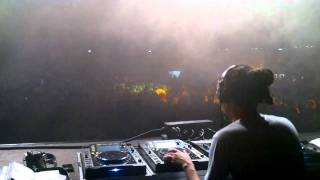 Victor Coral at the Gashouder, Amsterdam