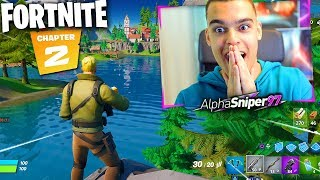 REACCIONANDO A FORTNITE 2 - AlphaSniper97