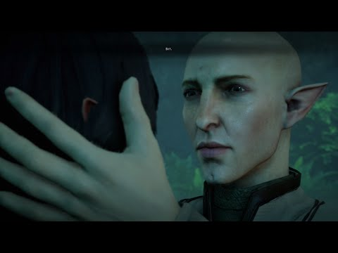 FULL Solas Romance Story Dragon Age Inquisition