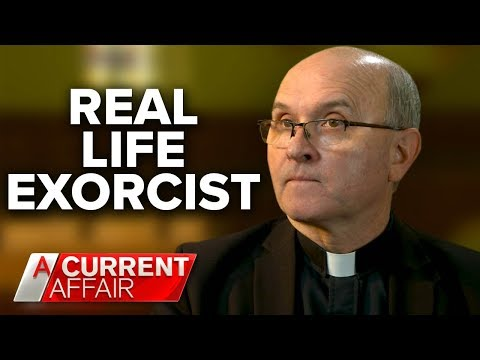 Vatican exorcist reveals his most haunting experiences | A Current Affair
