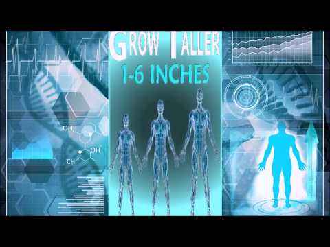Grow Taller Stimulator Frequency - Isochronic Binaural Best Height Booster