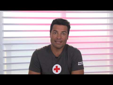 CHAYANNE - American Red Cross - Give Blood