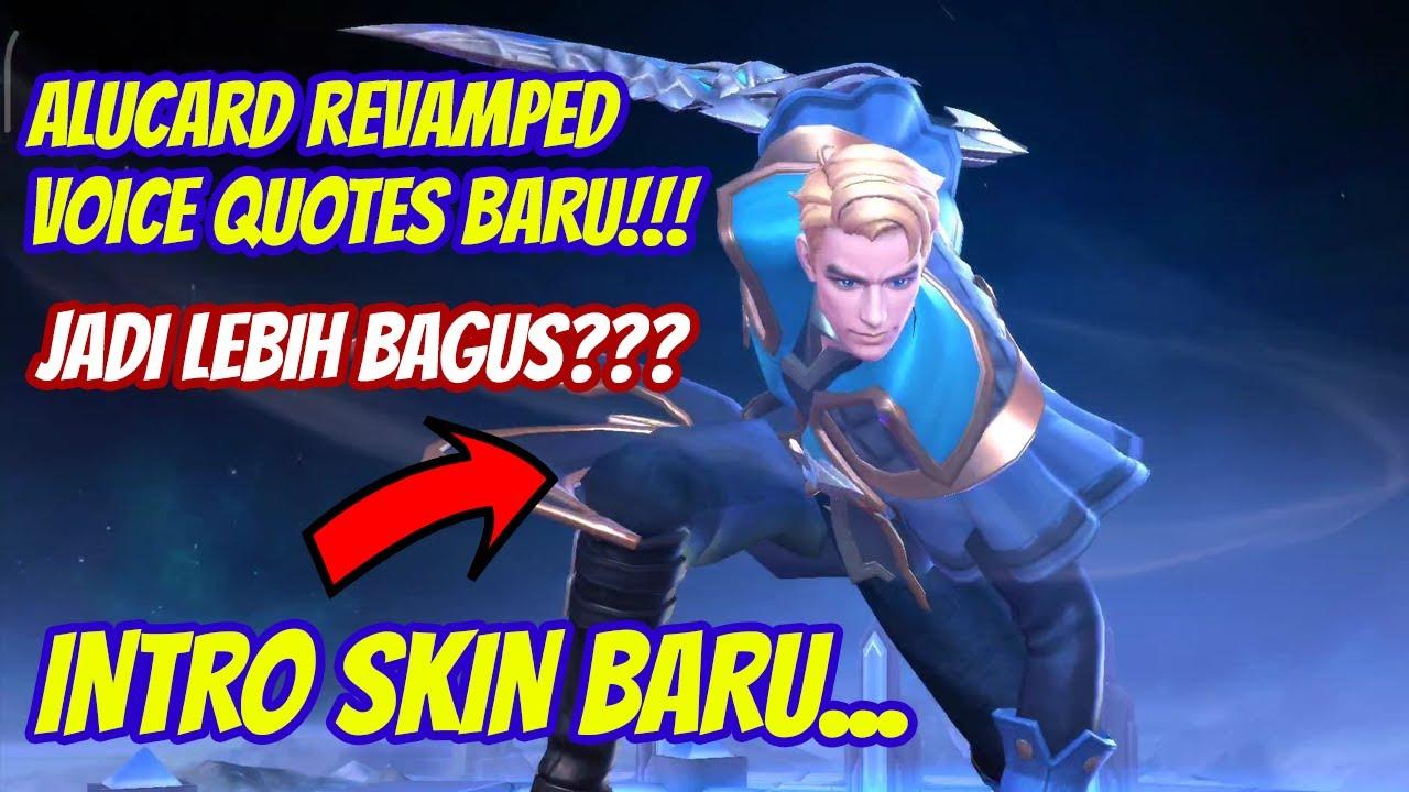 Alucard Revamped Sekarang Udah Ada Voice Quotes Baru dan Intro Baru!!! BadGamer