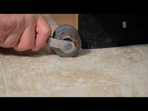 How to Repair a Bubble in Sheet Vinyl flooring