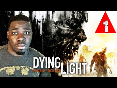 Dying Light Gameplay Walkthrough Part 1 Awakening - Lets play Dying Light