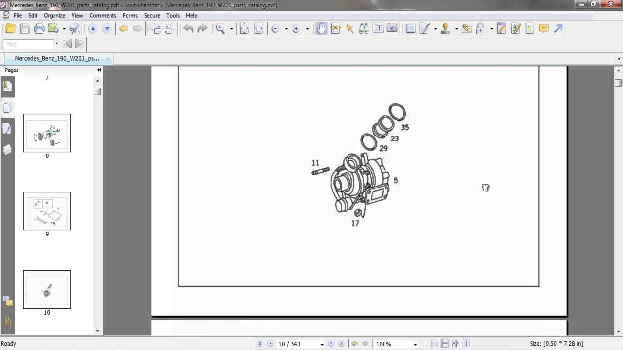 Mercedes Benz Parts Catalog >> Mercedes Benz 190 W201 Parts Catalog Youtube