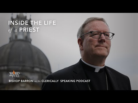 Inside the Life of a Priest: Clerically Speaking Podcast (Part 1)