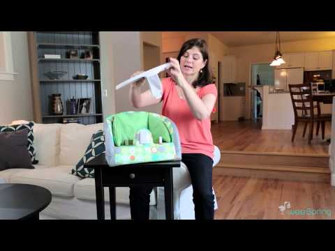 Boppy Baby Chair | Video Review From weeSpring