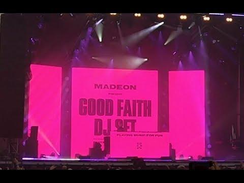 Download Madeon Good Faith DJ Set GoPro 1080p @ Second Sky - Day 2 6/16/19 Mp4 baru