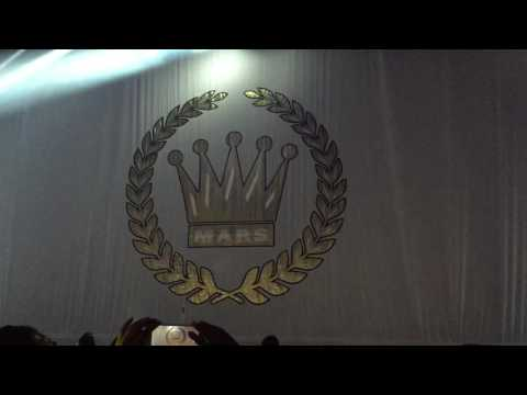 Finesse - Bruno Mars @ The O2 London 18/04/17