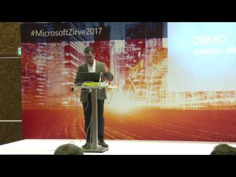 Microsoft Ankara Zirvesi 2017 - Murat ERAYDIN
