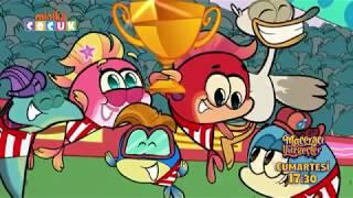 minika - Maceracı Yüzgeçler Yeni Bölümleriyle Her Cumartesi minika ÇOCUK'ta!