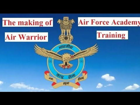 Indian Air Force Academy Training Video 2018 Youtube