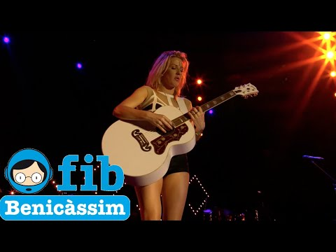 Ellie Goulding - Guns and Horses | Benicassim 2014