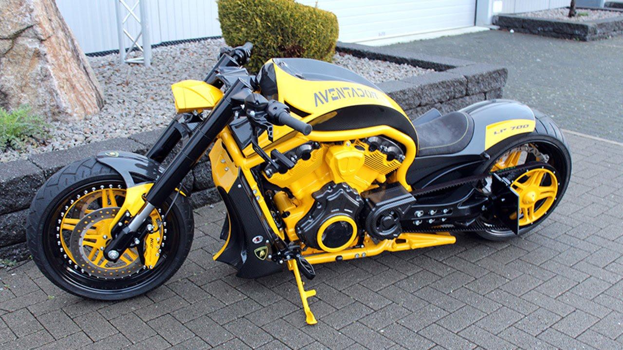 Harley Davidson V Rod Custom Muscle Touring Bagger