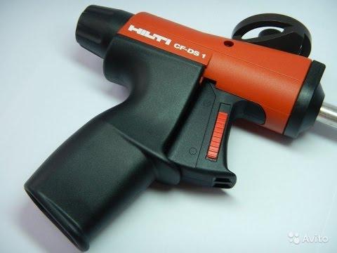 Пистолет для монтажной пены Dexx , Stayer , чистка очистка .