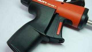 Пистолет для монтажной пены hilti - Швейцарский vs Китайский (Недостатки Хилти китайского и швейцар.