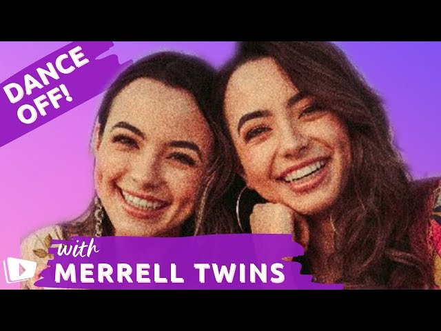 Merrell Twins Learn Dance Moves from Twist and Pulse!  (Part 2)