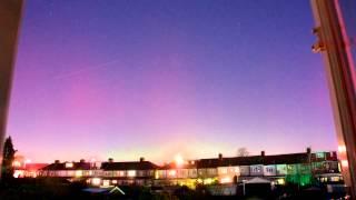 Northern Lights from Barkingside