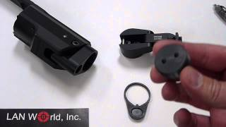 hera arms side folding unit installation video