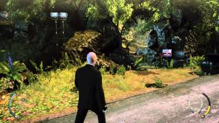 Hitman Absolution Part 1    (Gameplay&Commentary  ) Trying To Do It Like A Ninja