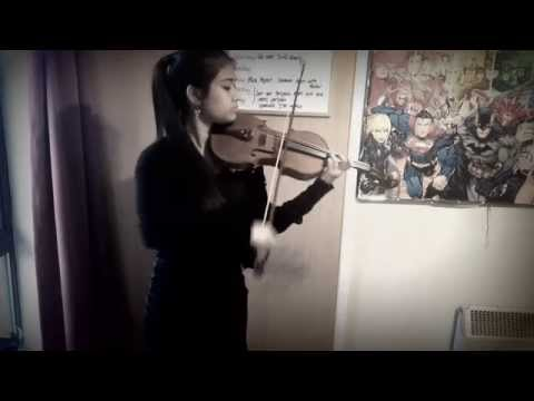 Say Something - A Great Big World (Violin Cover)