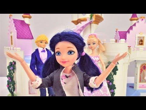 Леди Баг: свадьба Хлои. Видео про куклы. - Ржачные видео приколы