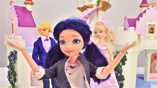 Леди Баг: свадьба Хлои. Видео про куклы.