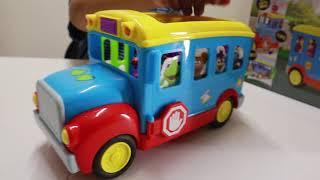 muppet babies  cool school bus|الدمى لعب اطفال ورضيع|도련님 아기 장난감| juguetes para bebés muppet|