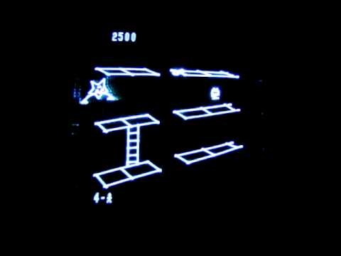 Spike Vectrex Video Game