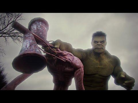 Hulk vs Siren
