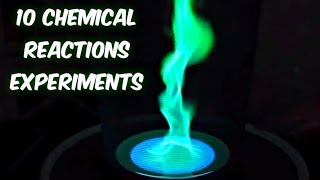 10 Amazing Chemical Reactions Complication thumbnail