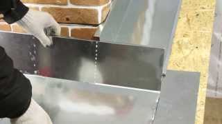 видео Металлопрокат : Отлив