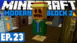 Minecraft Modern Skyblock 2 - Starting Applied Energistics! #23 [1.12.2 Modded Skyblock]