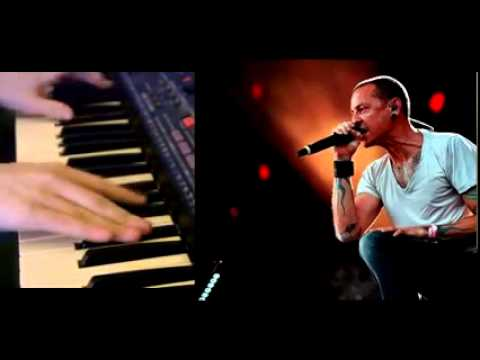 Linkin Park- Somewhere I belong Piano Version: Linkin Park Piano Collections